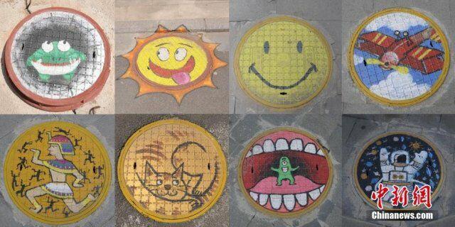 manhole cover 001